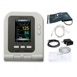 Baumanometro Digital y Oximetro Contec 08A