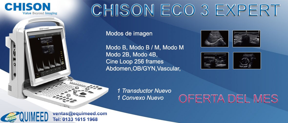 Chison Eco 3 EXPERT
