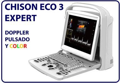 CHISON ECO 3 EXPERT A COLOR
