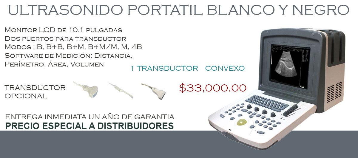 WELLD 9618 Ultrasonido Portátil WED 9618